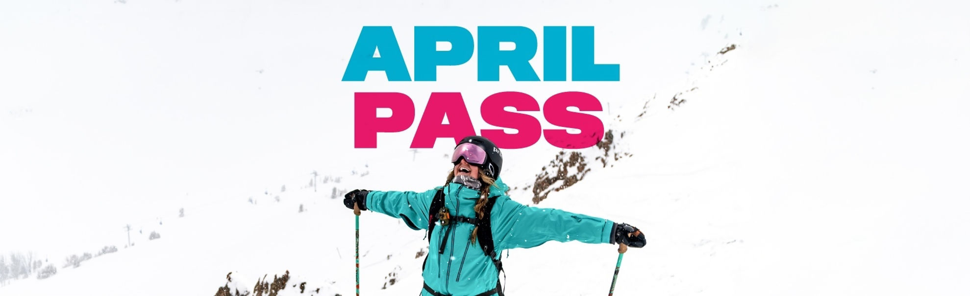 Picture of April Pass 2020