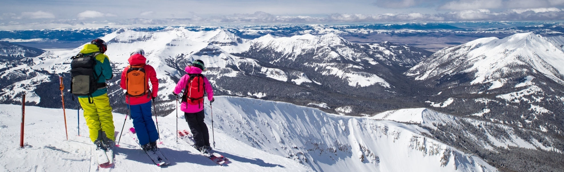 Picture of Big Sky Private Guide || Spanish Peaks